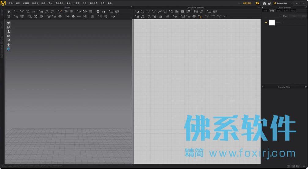 强大的三维服装设计软件Marvelous Designer Enterprise 中文企业版