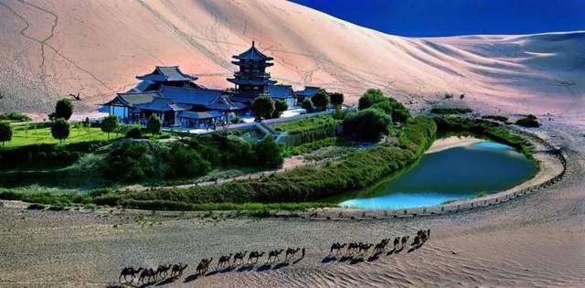 2021 新年的第一次旅途,从甘肃开始 旅游 2