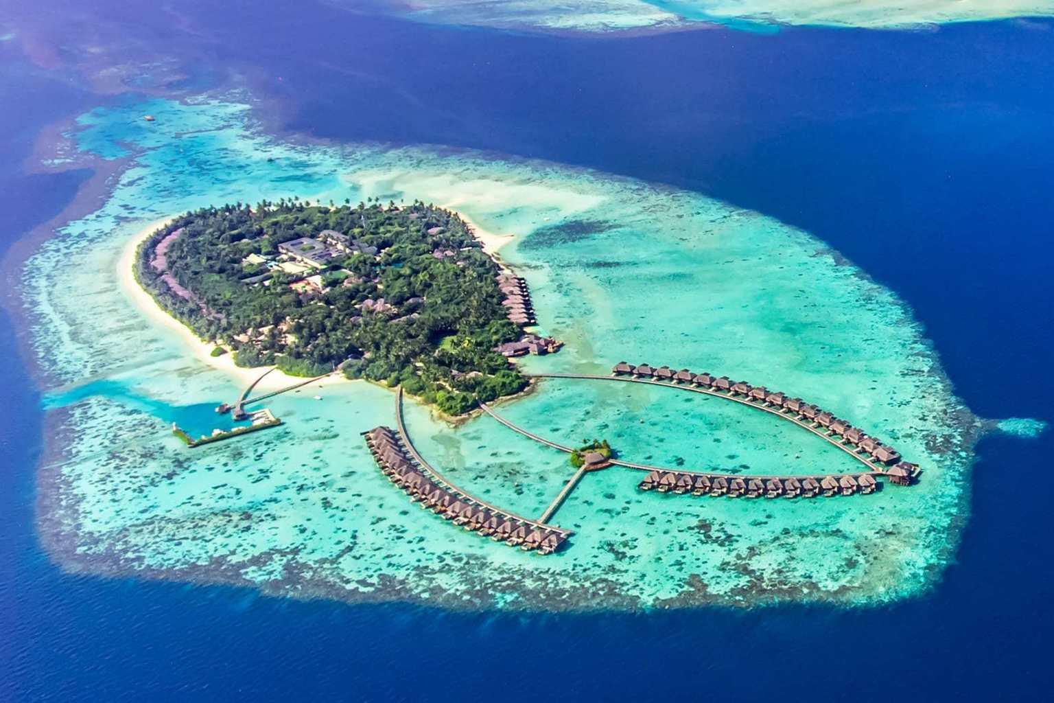 """印度洋的""""沧海遗珠""""——马尔代夫 旅游 1"""