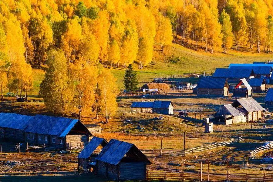 除了棉花,地大物博的新疆还有各种美景美食,不到新疆不知中国之大!|新疆 12