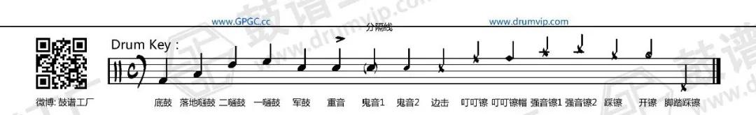 鼓谱工厂官网 Drumv.com