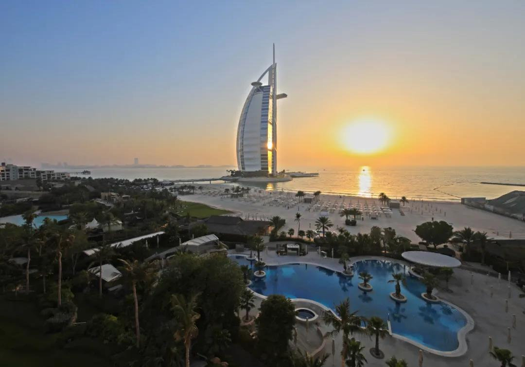 迪拜,梦中的高塔,心之所向行之所往|中东 6