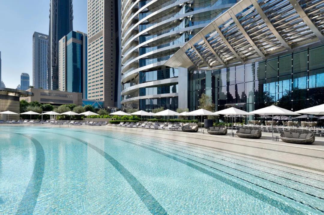迪拜,梦中的高塔,心之所向行之所往|中东 10
