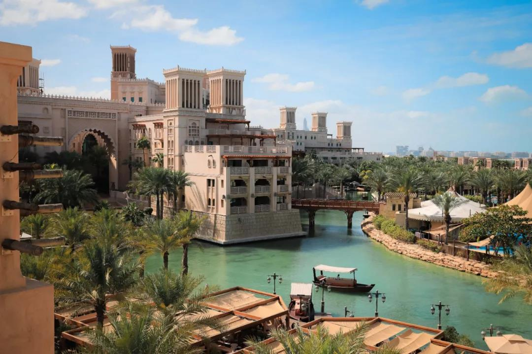 迪拜,梦中的高塔,心之所向行之所往|中东 7