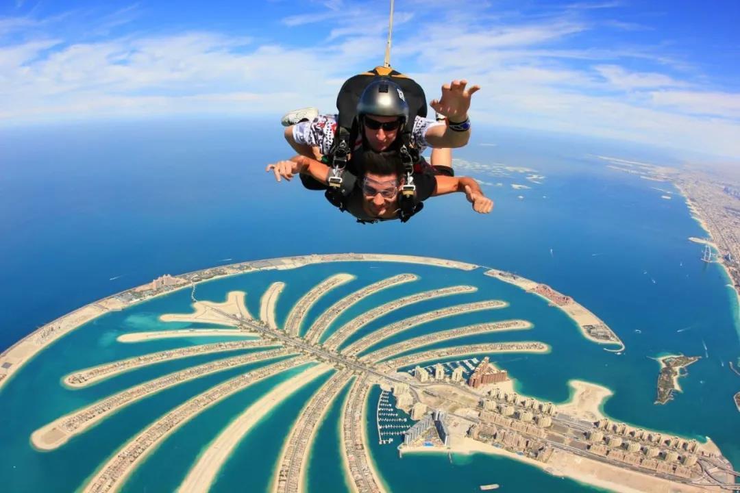 迪拜,梦中的高塔,心之所向行之所往|中东 3