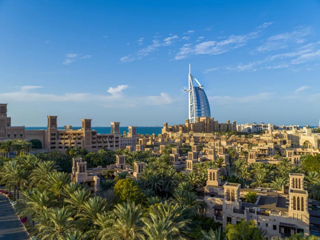 迪拜,梦中的高塔,心之所向行之所往|中东 1