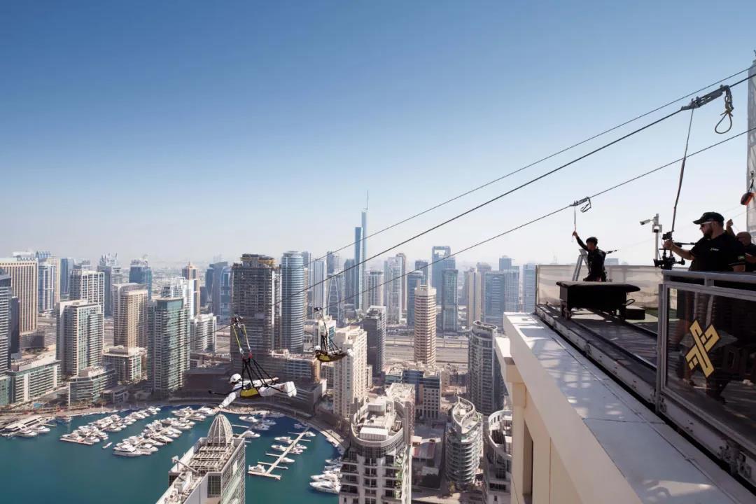 迪拜,梦中的高塔,心之所向行之所往|中东 4