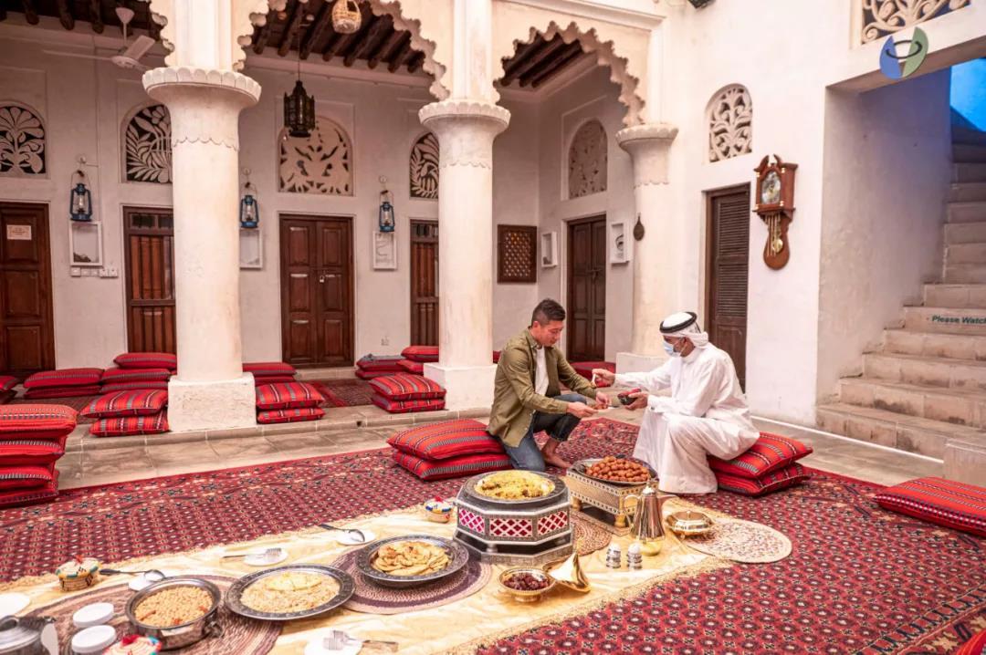 迪拜,梦中的高塔,心之所向行之所往|中东 5