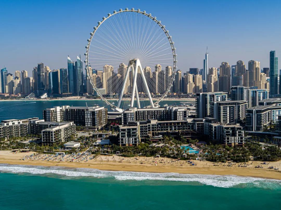 迪拜,梦中的高塔,心之所向行之所往|中东 8