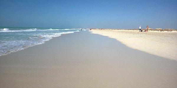海滩和沙漠的完美融合——阿布扎比 国外旅游 14