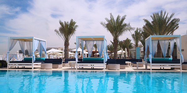 海滩和沙漠的完美融合——阿布扎比 国外旅游 2