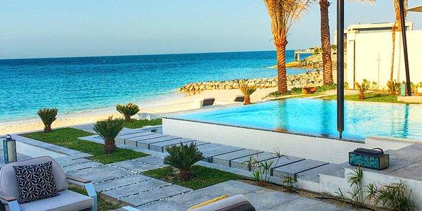 海滩和沙漠的完美融合——阿布扎比 国外旅游 3