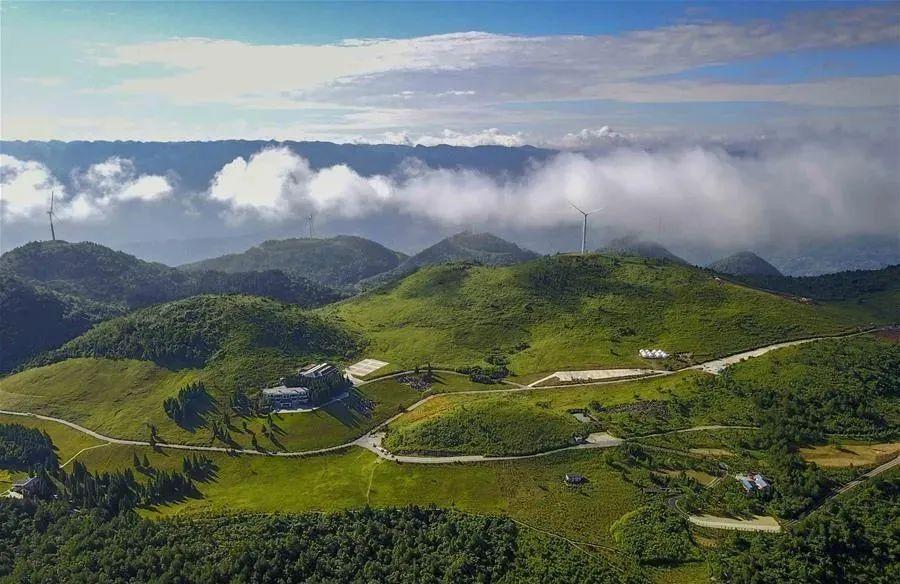 五一去哪儿游?不用人挤人,重庆这3个地方,拟确定为国家4A级旅游景区|国内旅游 6
