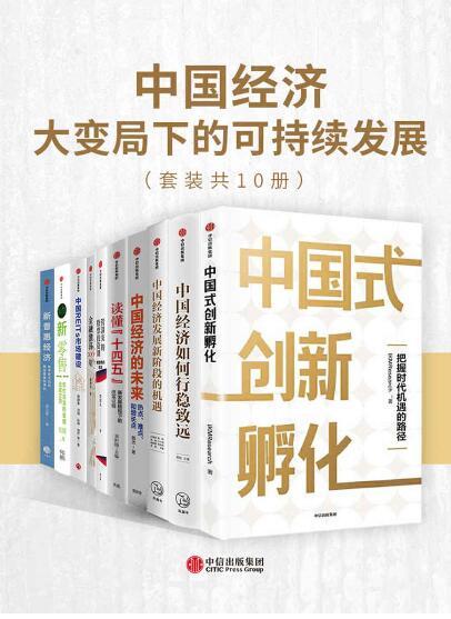 《中国经济:大变局下的可持续发展(套装共10册)》epub+mobi+azw3