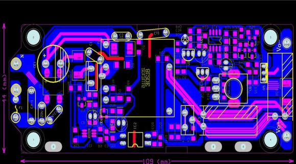 最小电路板长度排列问题