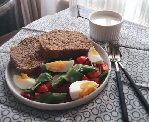 健身饮食计划:不容易增加体重人群-追梦健身网