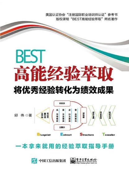 《BEST高能经验萃取:将优秀经验转化为绩效成果》邱伟epub+mobi+azw3