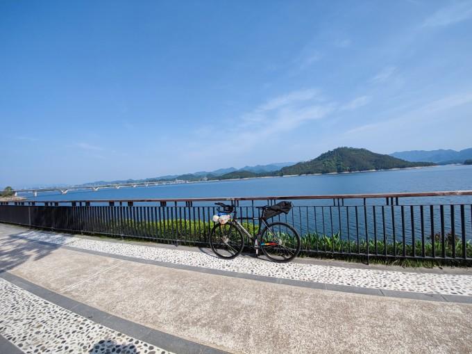 最美的风景在路上:2021千岛湖骑行露营记