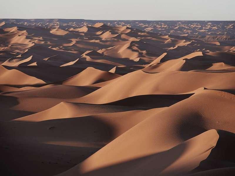 阿尔及利亚,不允许自拍照的古老国家 国外旅游