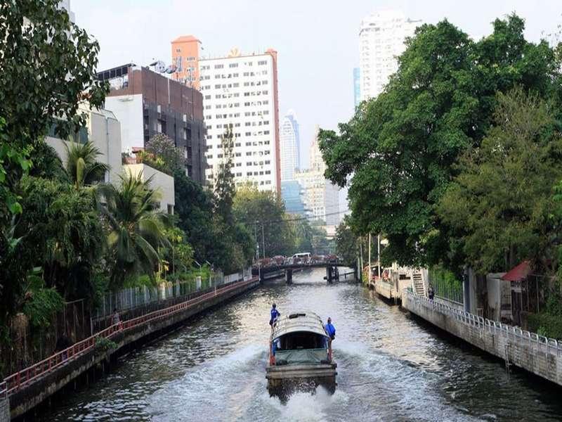 泰国曼谷——古今交融的都市|国外旅游