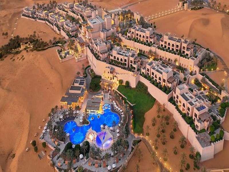 海滩和沙漠的完美融合——阿布扎比|国外旅游