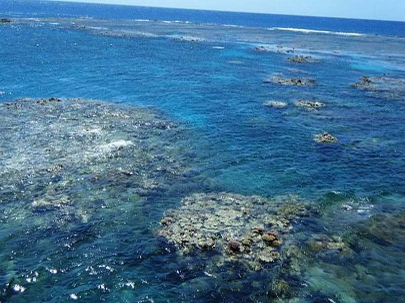地球瑰宝大堡礁观光行 大堡礁