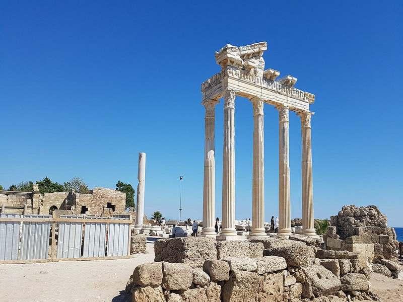 横跨欧亚的土耳其旅游指南——西代篇|土耳其 4