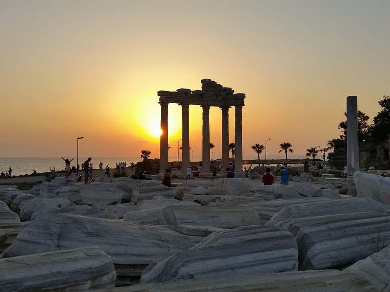 横跨欧亚的土耳其旅游指南——西代篇|土耳其 7
