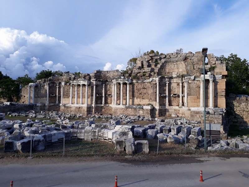 横跨欧亚的土耳其旅游指南——西代篇|土耳其 16