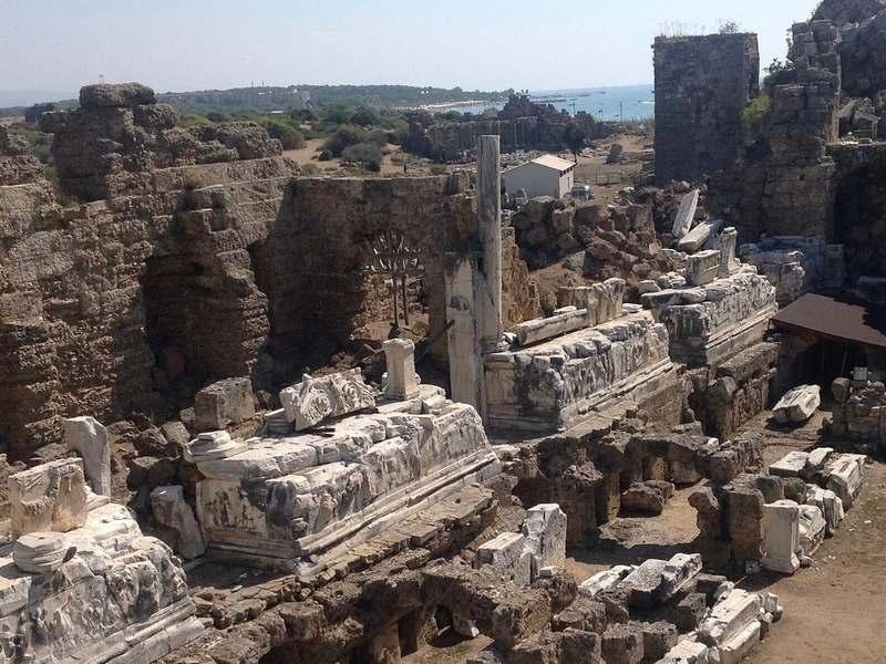 横跨欧亚的土耳其旅游指南——西代篇|土耳其 15