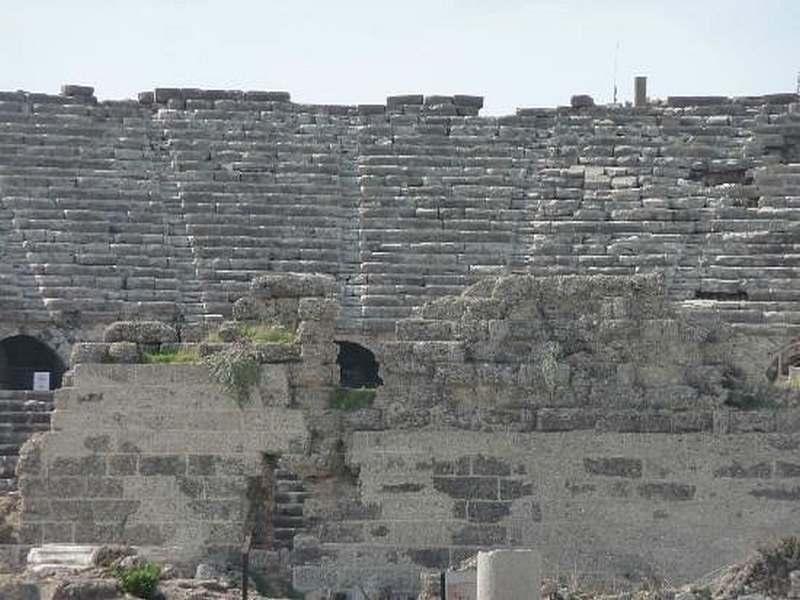 横跨欧亚的土耳其旅游指南——西代篇|土耳其 12