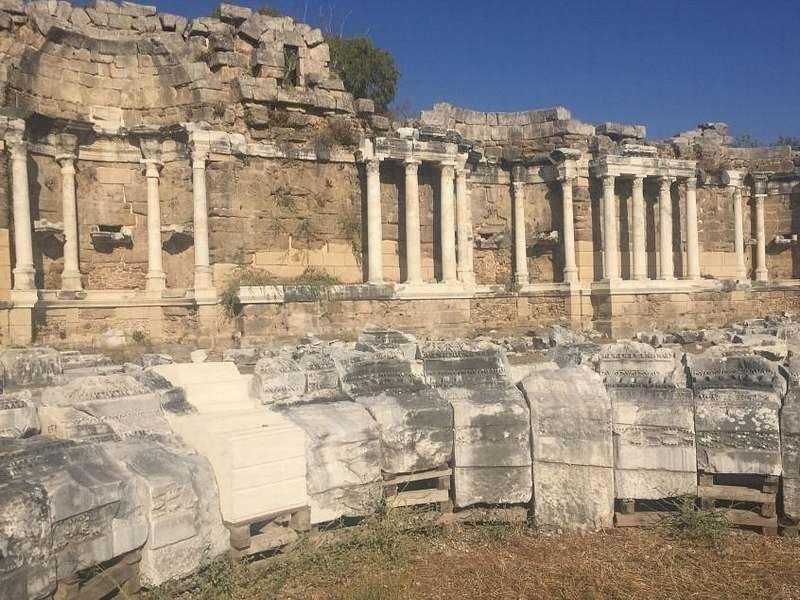 横跨欧亚的土耳其旅游指南——西代篇|土耳其 13
