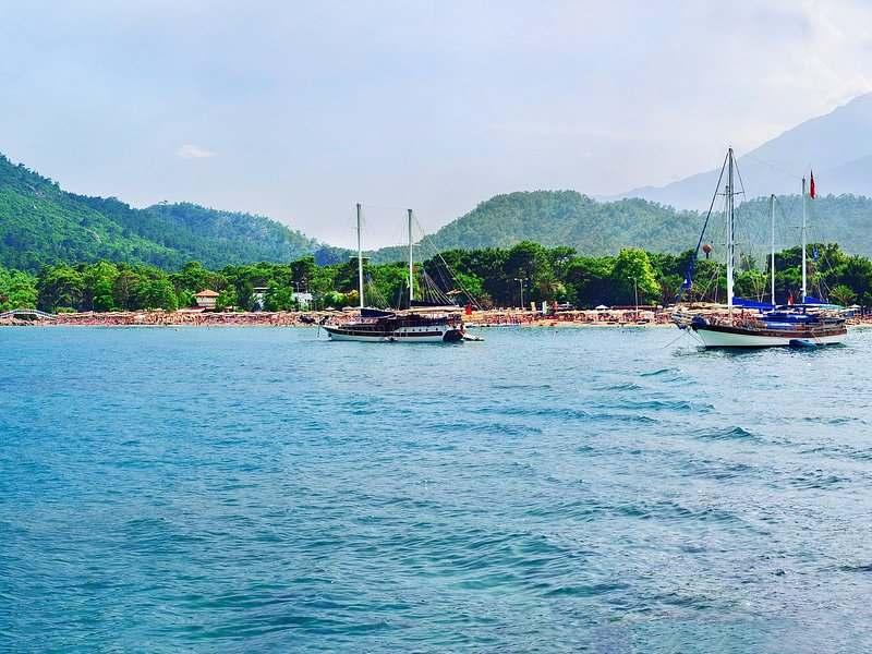 横跨欧亚的土耳其旅游指南——凯梅尔篇 土耳其 2