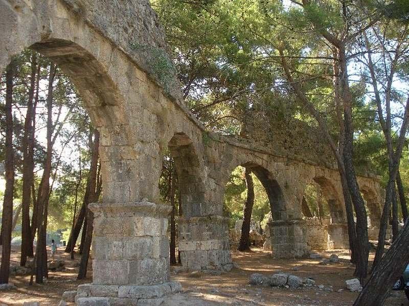 横跨欧亚的土耳其旅游指南——凯梅尔篇 土耳其 7