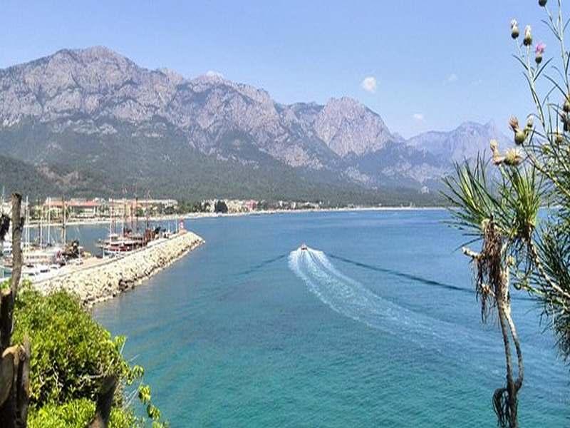 横跨欧亚的土耳其旅游指南——凯梅尔篇 土耳其 1