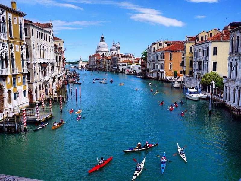 情迷地中海,心醉意大利——威尼斯篇|千年水城