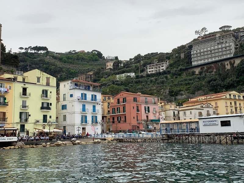 凭什么这个意大利小镇能吸引全世界那么多游客去观光?|意大利 8
