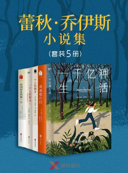 《蕾秋·乔伊斯小说集(套装5册)》epub+mobi+azw3