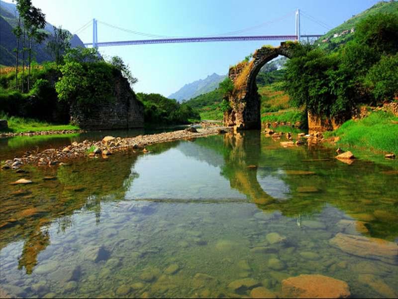 坝陵河大桥 2