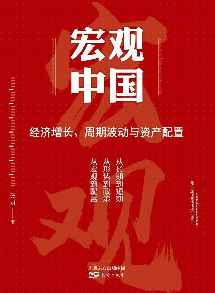 《宏观中国:经济增长、周期波动与资产配置》张明 epub+mobi+azw3