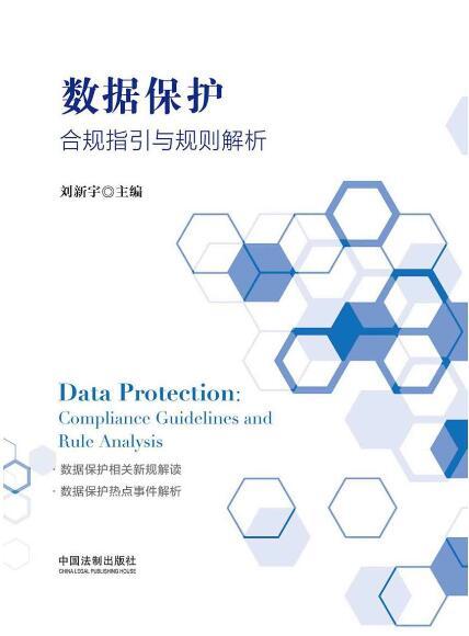 《数据保护:合规指引与规则解析》刘新宇epub+mobi+azw3