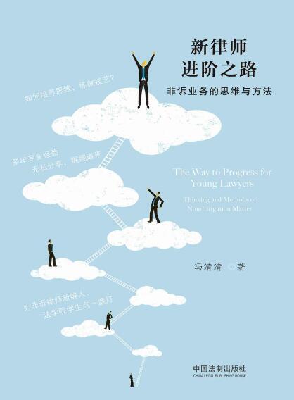 《新律师进阶之路:非诉业务的思维与方法》冯清清 epub+mobi+azw3