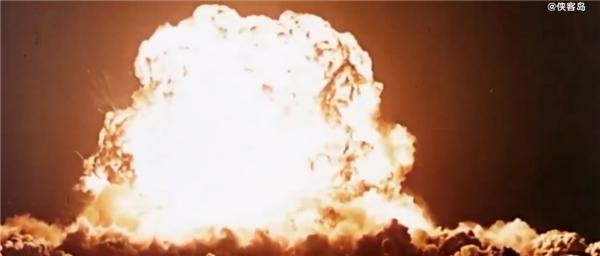 """你知道吗?中国首颗原子弹外号叫""""邱小姐""""-翼萌网"""