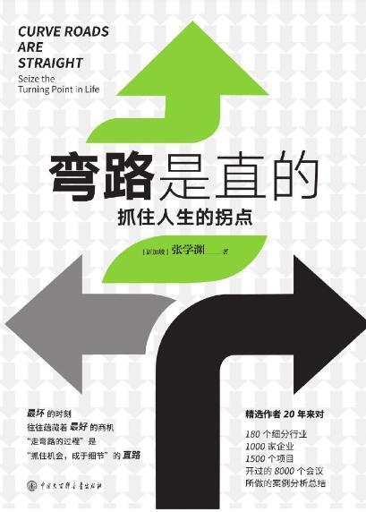 《弯路是直的:抓住人生的拐点》[新] 张学渊epub+mobi+azw3