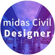 midas Civil Designer