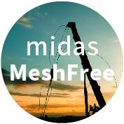 midas MeshFree