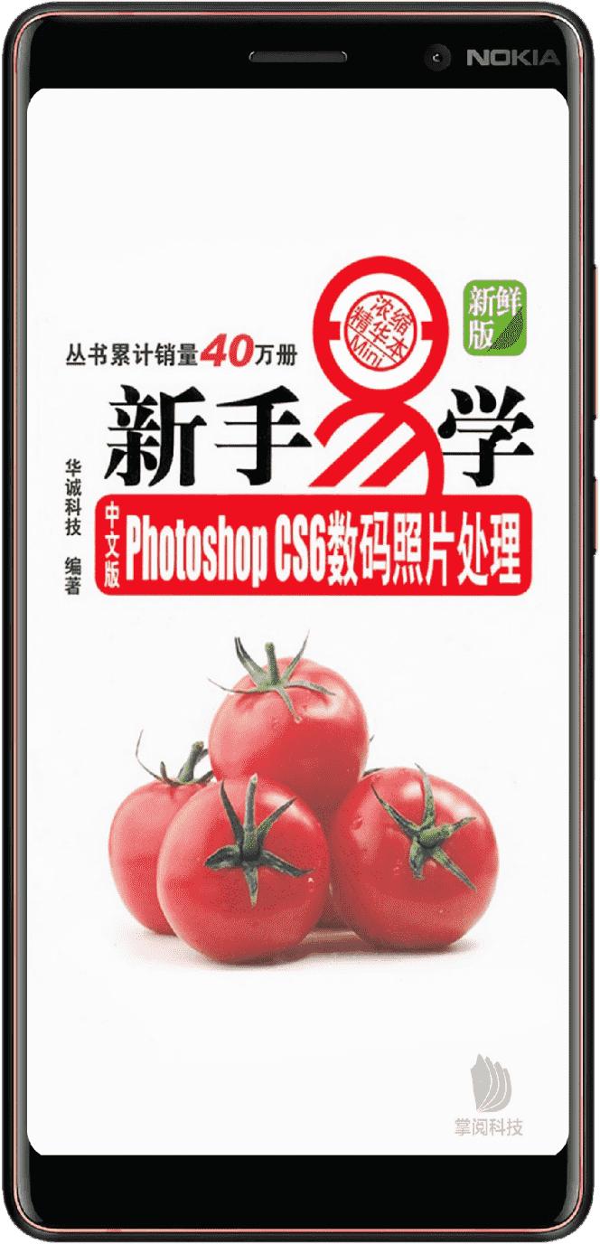 《中文版PhotoshopCS6数码照片处理[精品]》华诚科技