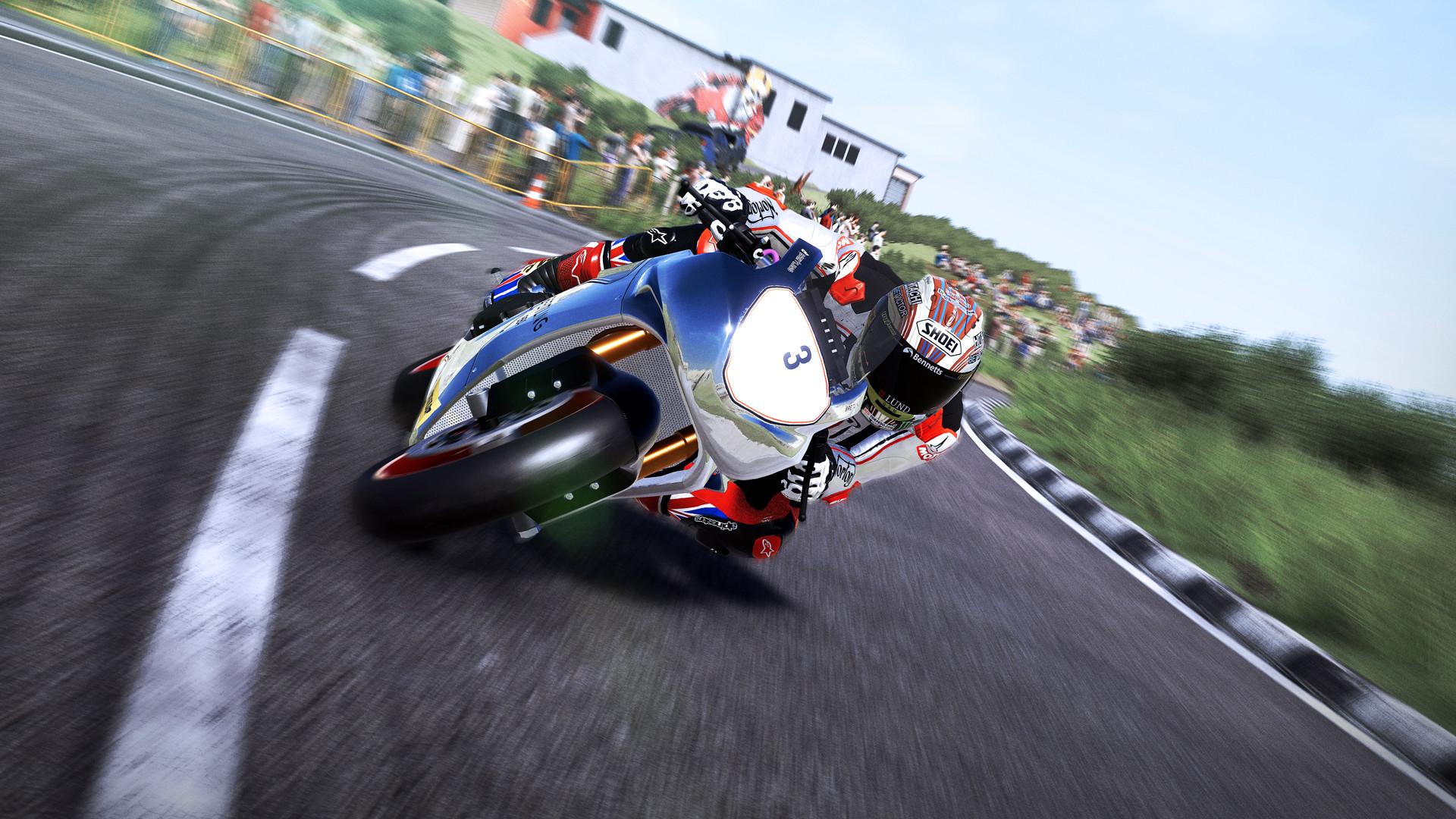 曼岛TT模特车大赛:边缘竞速2/TT Isle of Man Ride on the Edge 2-特务兔
