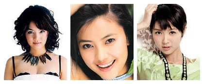 明星示范 如何选择适合自己的发型-幽兰花香