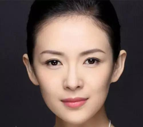 自然眉的化妆技巧-幽兰花香